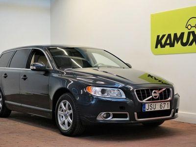 begagnad Volvo V70 2.5T Flexifuel S&V-Hjul (200hk)
