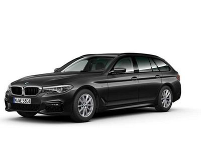 begagnad BMW 520 d Touring M Sport Connected Winter