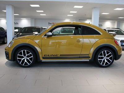 begagnad VW Beetle TheDUNE 1.4 TSI 150HK