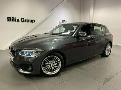 begagnad BMW 118 i 5-dörrar | M Sportpaket | Läder | Bluetooth