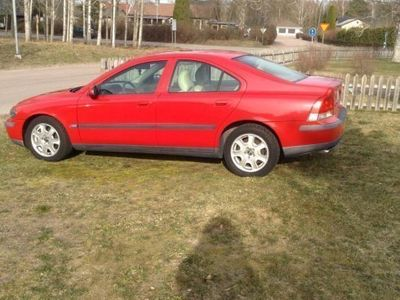 begagnad Volvo S60 t5 250hk nybes. Topp -01