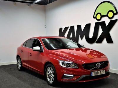 begagnad Volvo S60 D4 R-Design | Taklucka | Navi | VOC |