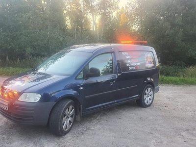 begagnad VW Caddy Maxi 2.0 EcoFuel
