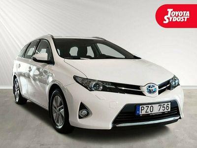 begagnad Toyota Auris Touring Sports Hybrid 1.8 TOU