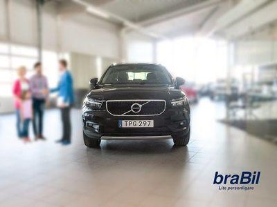 begagnad Volvo XC40 T5 AWD Momentum Intro Edition Kamera, Nav, mm 2018, SUV 328 900 kr