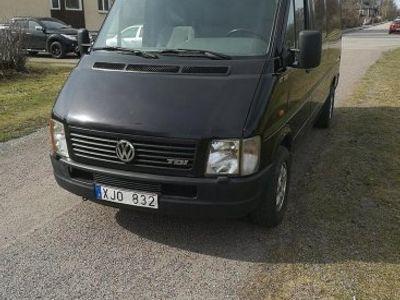 begagnad VW LT LT35 SKÅP -06