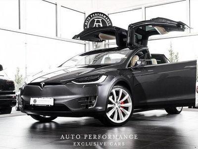 begagnad Tesla Model X / P90D / Ludicrous / Från 8422:-mån /