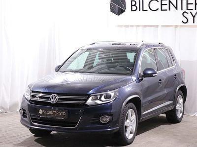 begagnad VW Tiguan 2.0 TDI 4Motion DSG Premium Euro 6 184hk *LEASEBAR*