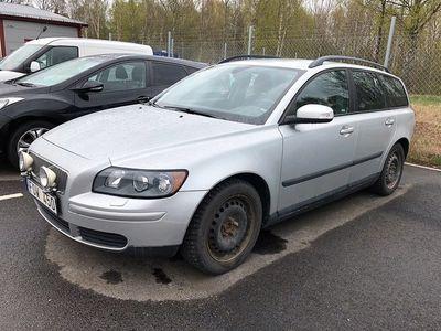 begagnad Volvo V50 2.0 D 136hk (Dragkrok) Fint skick
