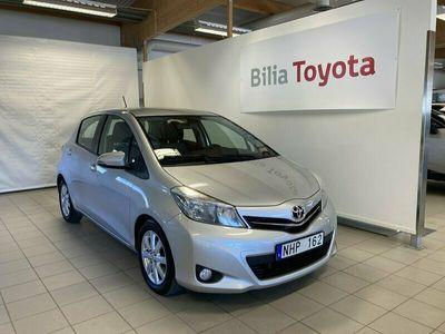 begagnad Toyota Yaris 1.4 D-4D ACTIVE MY13