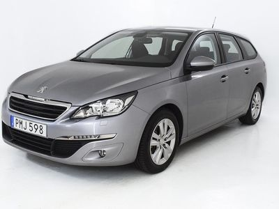 brugt Peugeot 308 SW ACTIVE 1,6 BlueHDi 120 -17