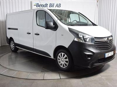 begagnad Opel Vivaro L2H1 / 115hk