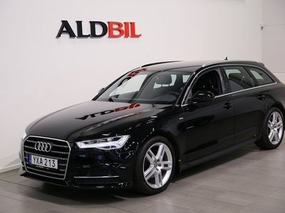 gebraucht Audi A6 TDI 190hk Ultra S-tronic S-Line