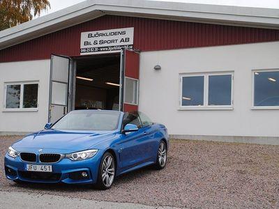 begagnad BMW 428 i Cabriolet Aut. M Sport Euro 6 245hk