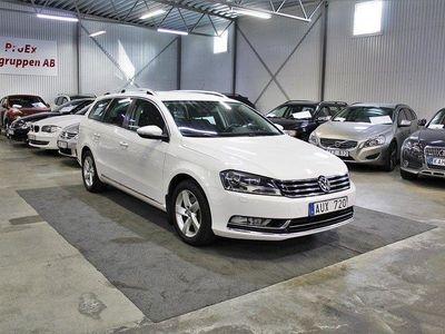 begagnad VW Passat 1.4 TSI Multifuel Drag