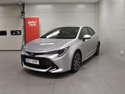 begagnad Toyota Corolla Hybrid 1,8 5D STYLE TEKNIK PAKET SPI