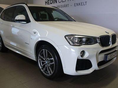 used BMW X3 xDrive20d M-Sport