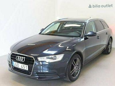begagnad Audi A6 Avant 2.0 TDI Aut M-Värmare / Drag