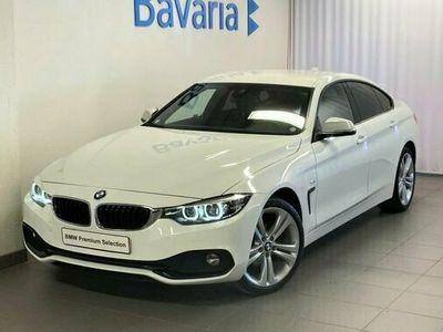begagnad BMW 420 Gran Coupé d xDrive Sport Aut Nav Drag HiFi Backkame 2017, Sportkupé Pris 241 700 kr