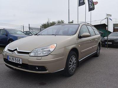 begagnad Citroën C5 2.0 Wagon Besiktigad & Nyservad 2005