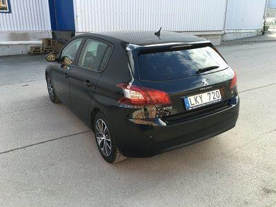 begagnad Peugeot 308 1.6 e-HDi FAP Manuell, 115hk, -14