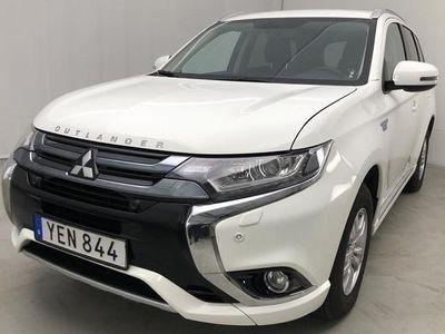 begagnad Mitsubishi Outlander P-HEV 2.0 4WD 2016, SUV 245 000 kr
