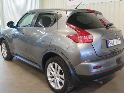 begagnad Nissan Juke 1,6 Sports 2013, SUV 98 900 kr