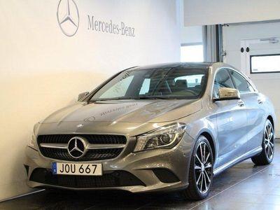 begagnad Mercedes CLA250 4MATIC