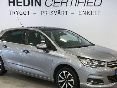 begagnad Citroën C4 1,6 Blue HDI Aut