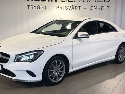 used Mercedes CLA220 d 7G-DCT, 177hk, Coupe 2019