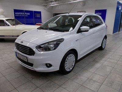begagnad Ford Ka Plus Trend 1.2 85hk 5d Euro6 1ägare