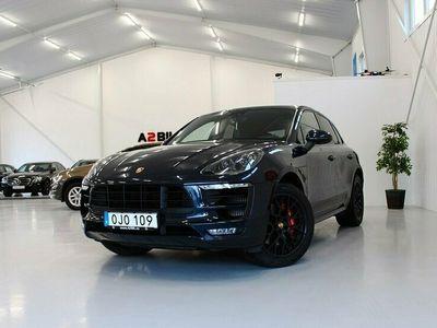 begagnad Porsche Macan GTS PDK Sport Chrono Eu6 360hk