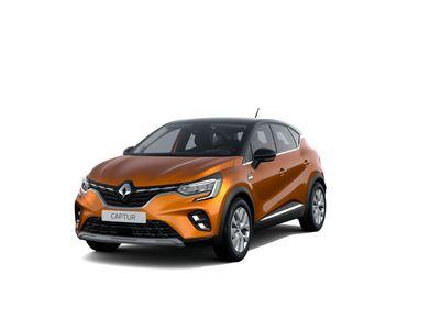 begagnad Renault Captur TCe 130 Intens EDC Aut
