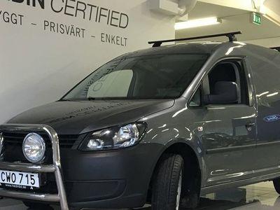 begagnad VW Caddy 1,2 TSI Manuell 86hk