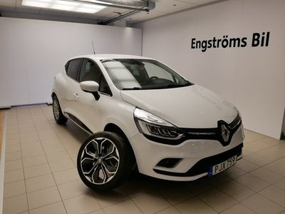 begagnad Renault Clio IV 0.9 TCe (90hk)