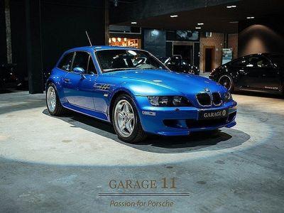 begagnad BMW Z3 M Coupe 321HK / Låga mil #UNIKUM# -99