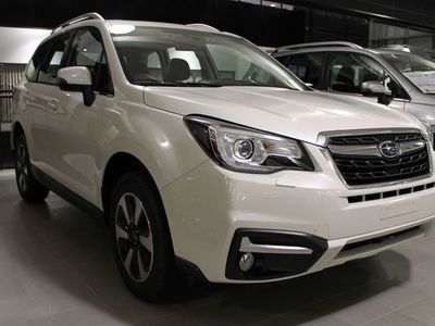 begagnad Subaru Forester 2.0I XS CVT XBREAK