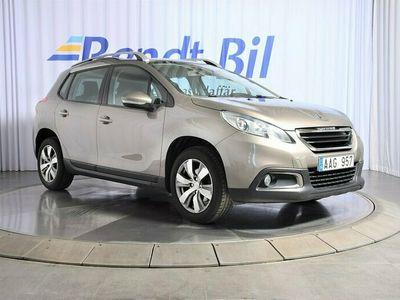 begagnad Peugeot 2008 1.6 VTi 120hk / 1 ägare / Navigation / 5350 mil
