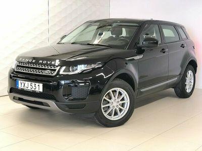 begagnad Land Rover Range Rover evoque TD4 (150 hk) Automat / 4WD
