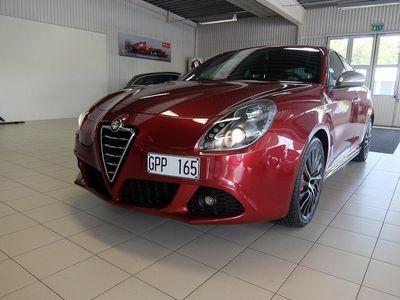 begagnad Alfa Romeo Giulietta ROMEO 1750 TBi QV 235hk