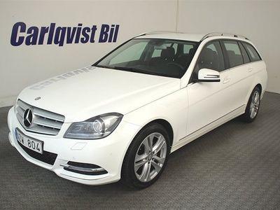 gebraucht Mercedes C220 KOMBI CDI 170HK Avantgarde