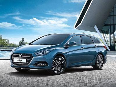 begagnad Hyundai i40 Ki 1.7 CRDi AUT-D7 Premium