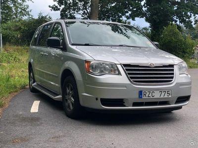 begagnad Chrysler Grand Voyager 2.8 SvenskSåld -11