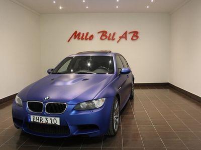 begagnad BMW M3 aut taklucka navi fullservad besikt 4 -10