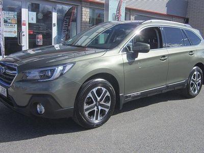 begagnad Subaru Outback 2.5 4WD Ridge 175hk Aut krok