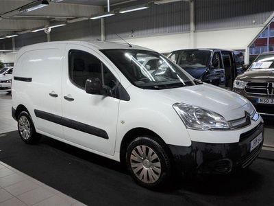 begagnad Citroën Berlingo Van 1.6 HDi 3-Sits 2015, Transportbil 99 900 kr