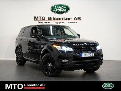 begagnad Land Rover Range Rover Sport 3.0TDV6 4WD Dynamik Sv.Såld