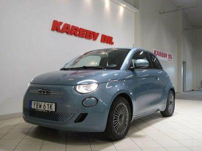 begagnad Fiat 500e ICON 42 kWh Navi l Backkamera l Demo
