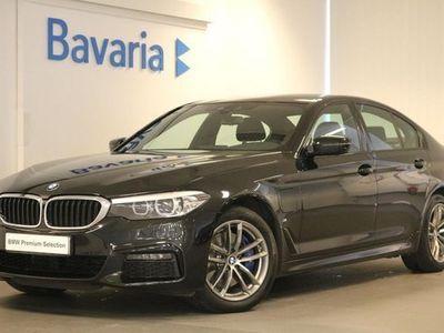 begagnad BMW 530 e xDrive Sedan PHEV M-sport Drag Ny 2020, Sedan 519 700 kr
