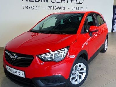 begagnad Opel Crossland X Enjoy Crossland X 1.2 81hk